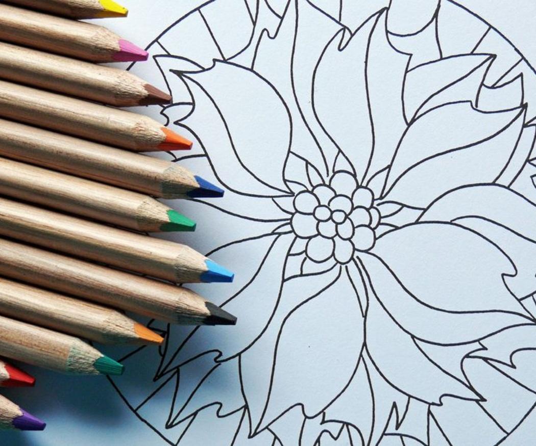 Colorear mandalas: una terapia eficaz