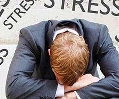 ANSIEDAD Y  STRESS