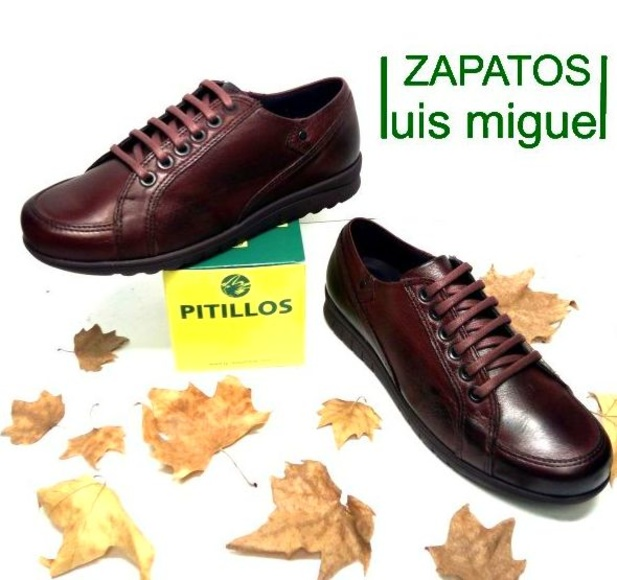 Zapatos con cordones Pitillos: Catalogo de productos de Zapatos Luis Miguel