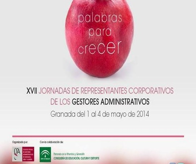XVII Jornadas de representantes corporativos de los gestores administrativos