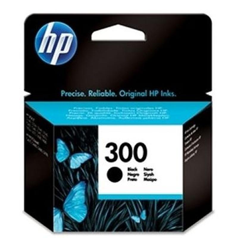 HP 300 CC640EE cartucho negro Deskjet/Photosmar: Productos y Servicios de Stylepc