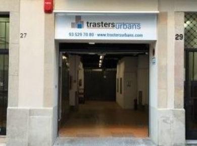 Alquiler de trasteros cómodos Barcelona