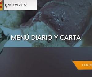 Menús diarios en Alcobendas
