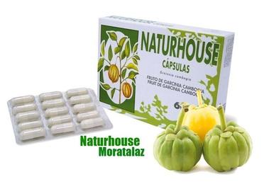 GARCINIA GAMBOGIA en tu Centro dietetico Naturhouse Moratalaz