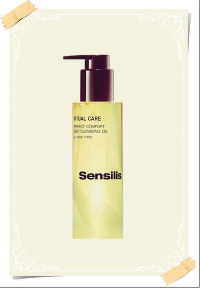 Sensilis Ritual Care Aceite limpiador