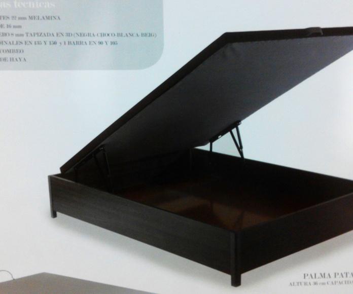 Canape mod.premium: Productos  de Muebles Llueca, S. L.