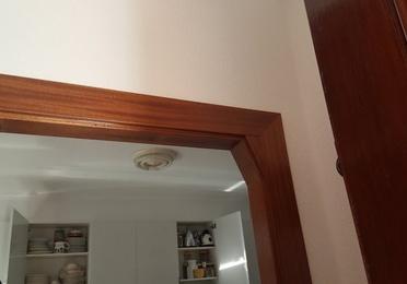 Revestimiento de paredes con madera