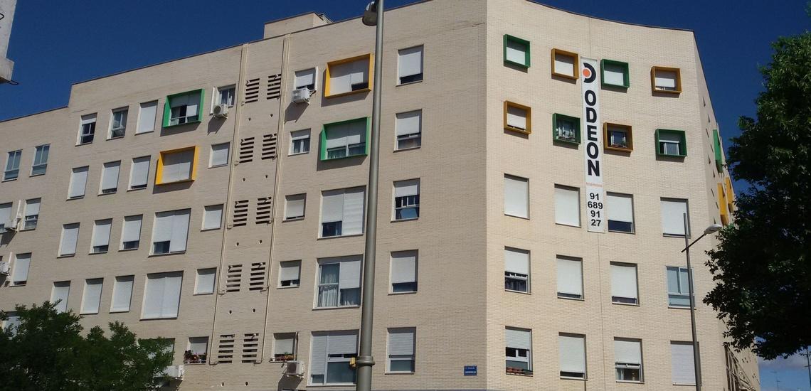 Restauración e impermeabilización de fachadas en Móstoles