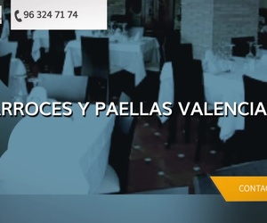 Las mejores paellas de Valencia
