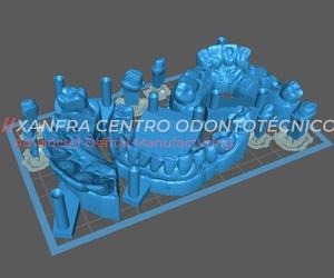 Nesting Impresora 3D