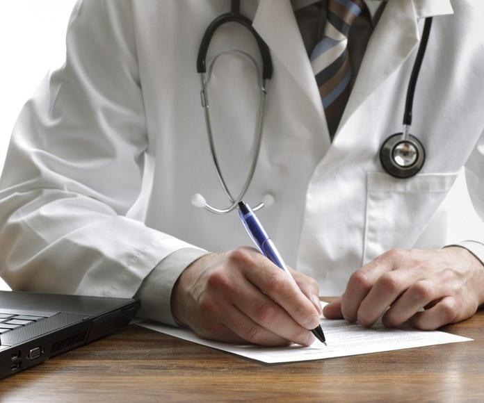 Certificados médicos: Servicios de Clínica Medicodón