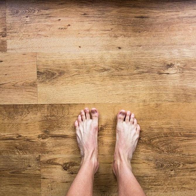 Di sí a la madera para el suelo de tu hogar