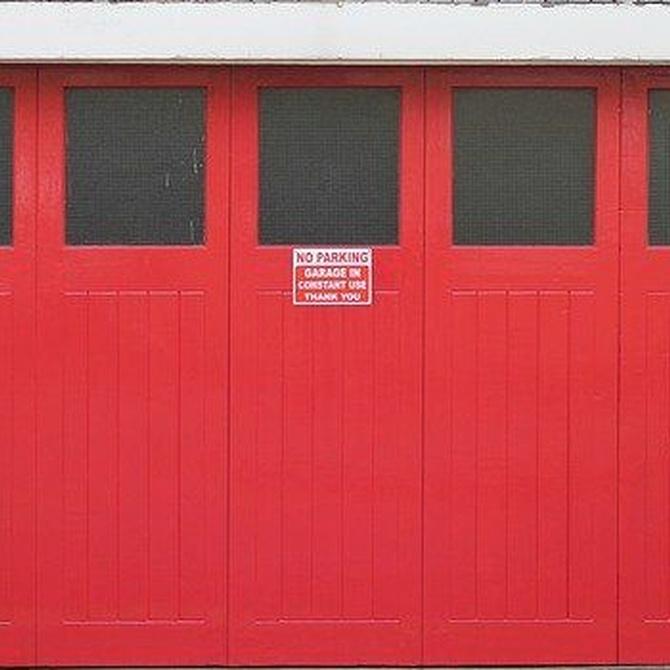 Consejos para mantener la puerta de tu garaje en perfecto estado