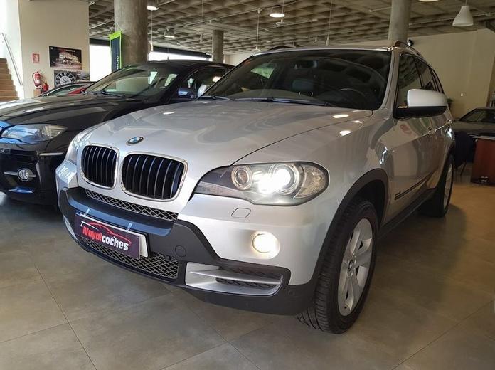 BMW X5 3.0CC 237CV DIESEL: Coches de ocasión  de VAYA COCHES SL