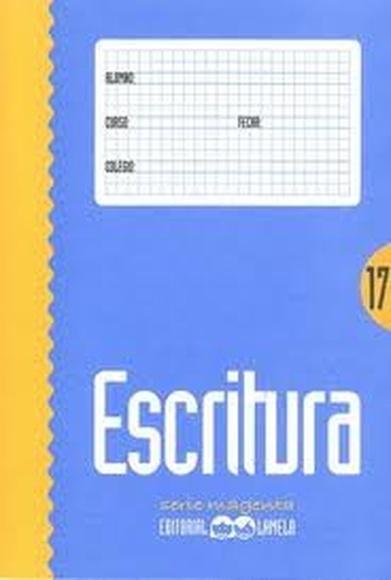CUADERNILLOS DE ESCRITURA LAMELA.