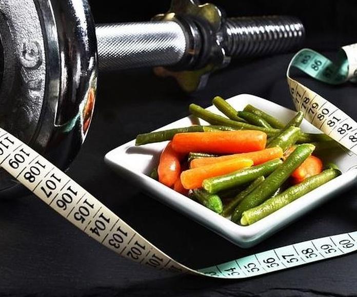 ¿Cansado de hacer dietas que no funcionan ?