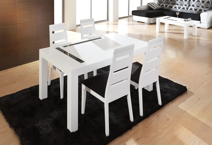 Mesas y sillas: Catálogo de El Rey Del Mueble