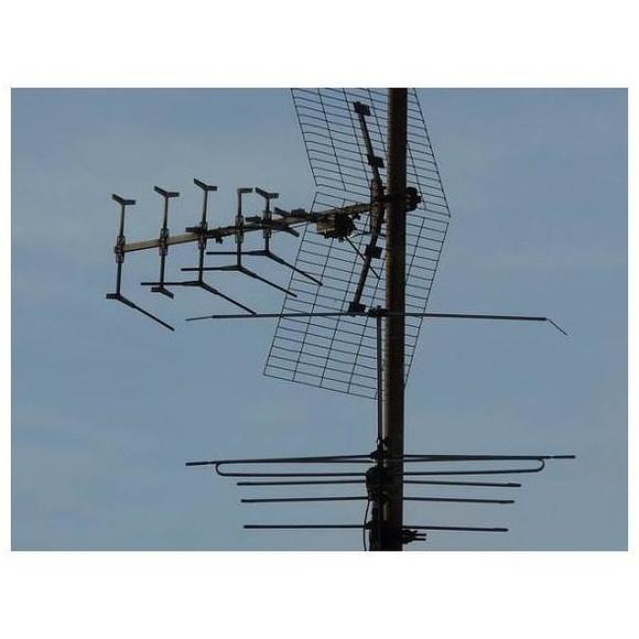 Televisión digital terrestre o TDT: Servicios de Antenas Trinmer