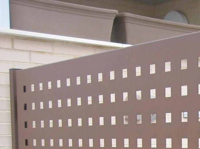 Cerramientos metálicos: Trabajos de Exclusivas Letisa