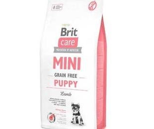 Brit Care Mini Puppy Cordero