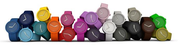 Relojes O'CLOCK