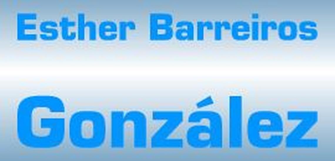 Esther Barreiros González: bufete de abogados en Zamora