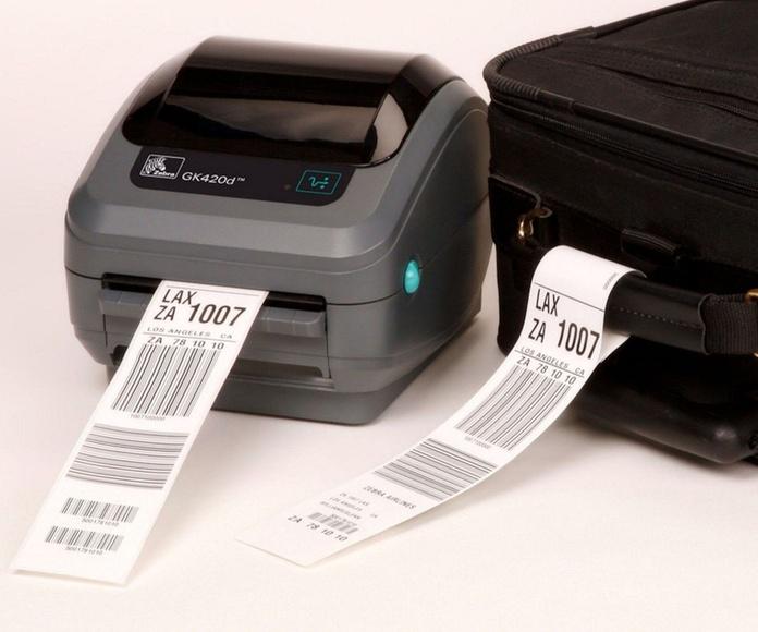 Etiquetado de Equipajes BagTag