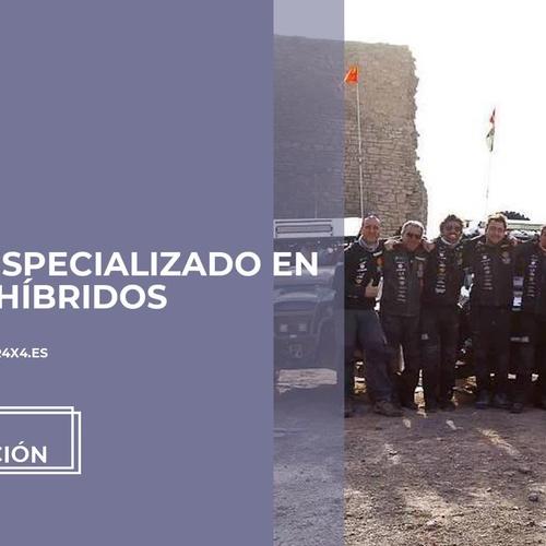 Reparación de 4x4 en Valencia | Herrero Automoción