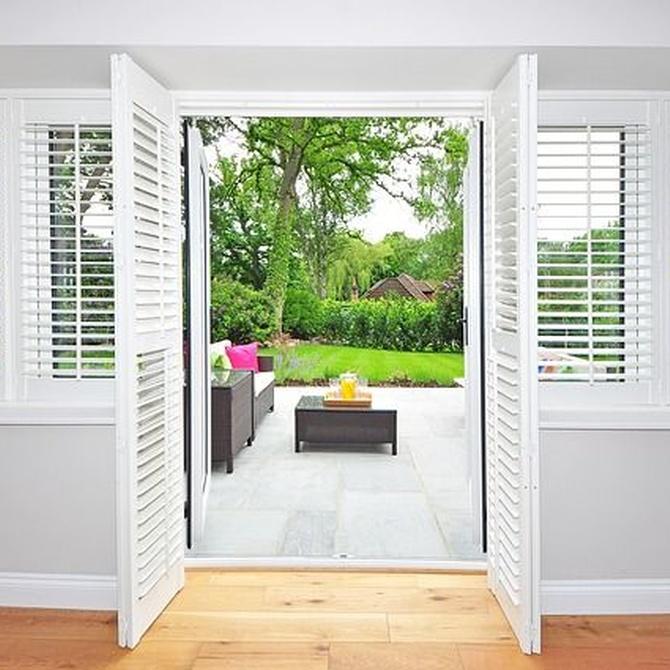 Tipos de persianas para tu hogar