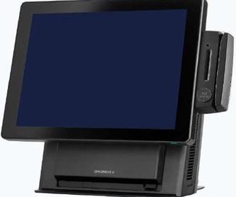 Cajas registradoras: Catálogo de Olivetti Viso Informática