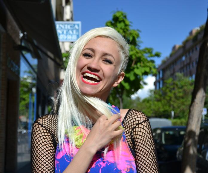 Aminta, del blog de moda Aminta Online: BLOG de LLONGUERAS MIRASIERRA