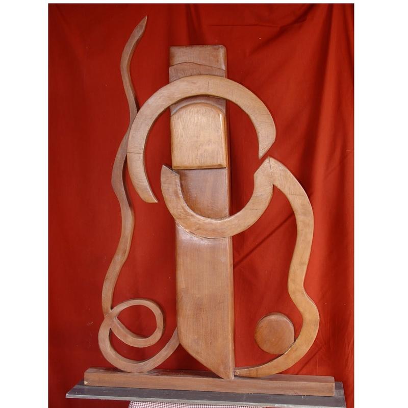 Contra punto y fuga: Esculturas de Antonia Dávalos