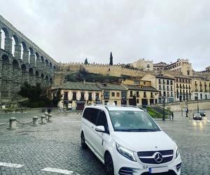 Transfer en Segovia Servicio de larga distancia