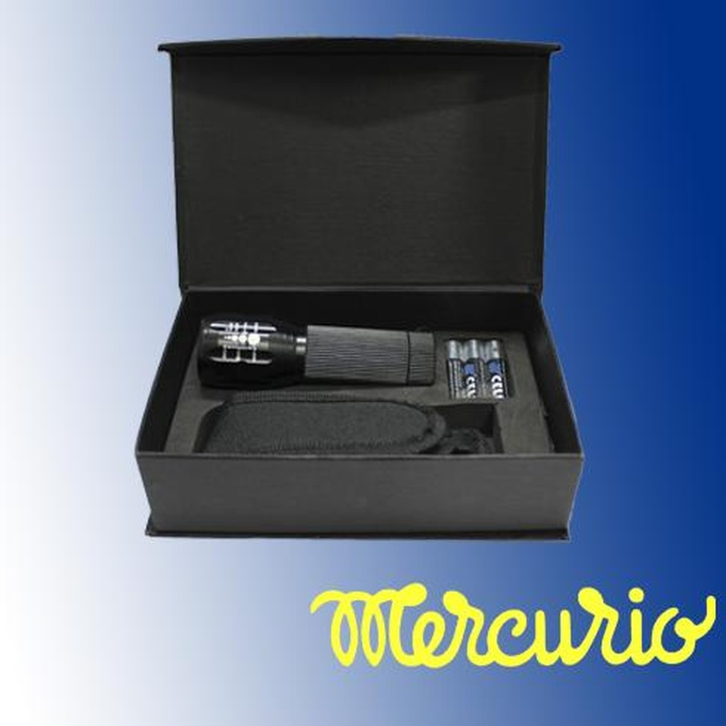 Linterna LED 3W: Productos de Mercurio Alumbrado