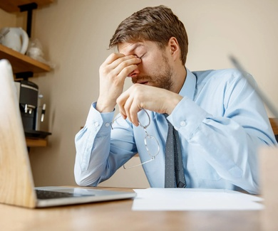 ¿Por qué deberías hacer caso a la vista cansada?