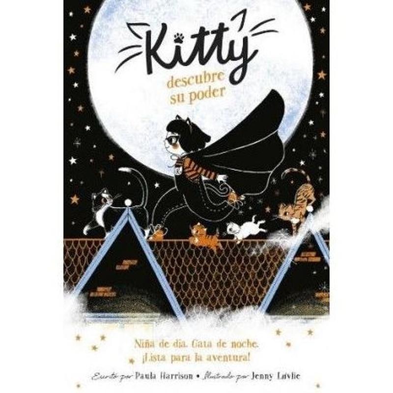 KITTY DESCUBRE SU PODER: El Bosque de las Palabras de Librería Infantil El Hada Lucía