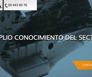 Reparación de motores en Bilbao | Vasco Motor