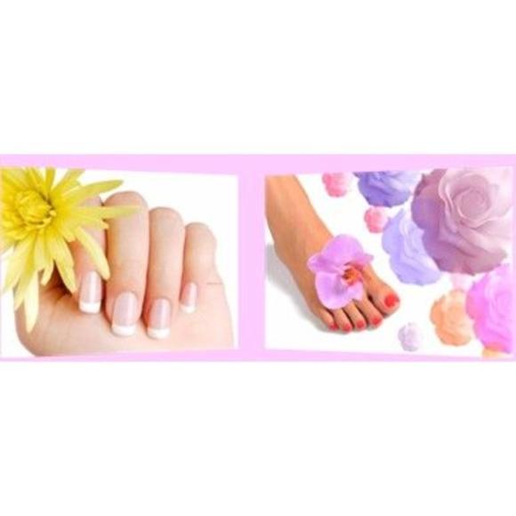 Manicura y esmaltado semipermanente: Tratamientos de Rosana Montiano - Salón de Belleza