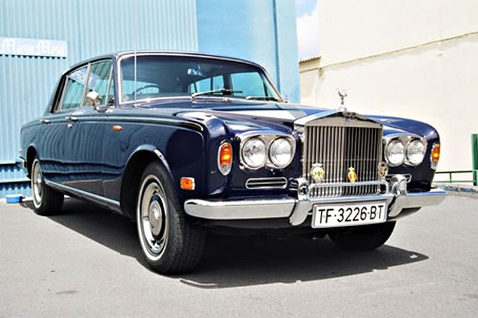 Rolls Silver Shadow (1972): Nuestros vehículos de HM LUXURY TRANSPORT