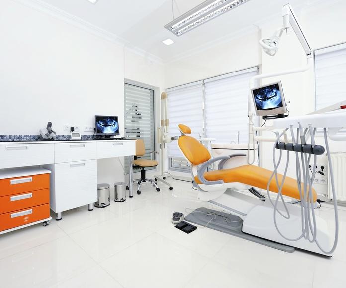 Reformas de clínicas: Servicios de TDR