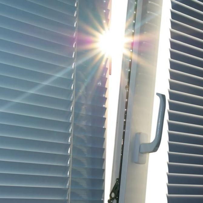 Tipos de ventanas: las abatibles