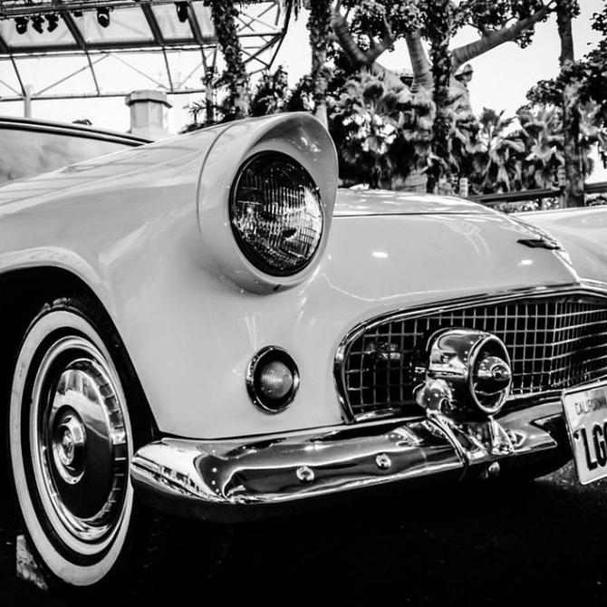 ¿Sabes que el blanco es el color preferido para el coche?
