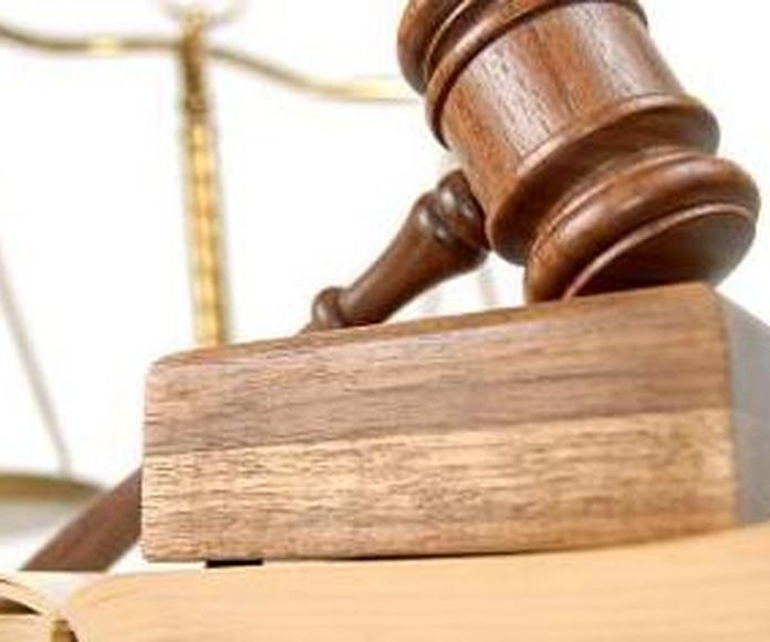 Área Penal: Áreas Jurídicas de Bidón Abogados, S.L.
