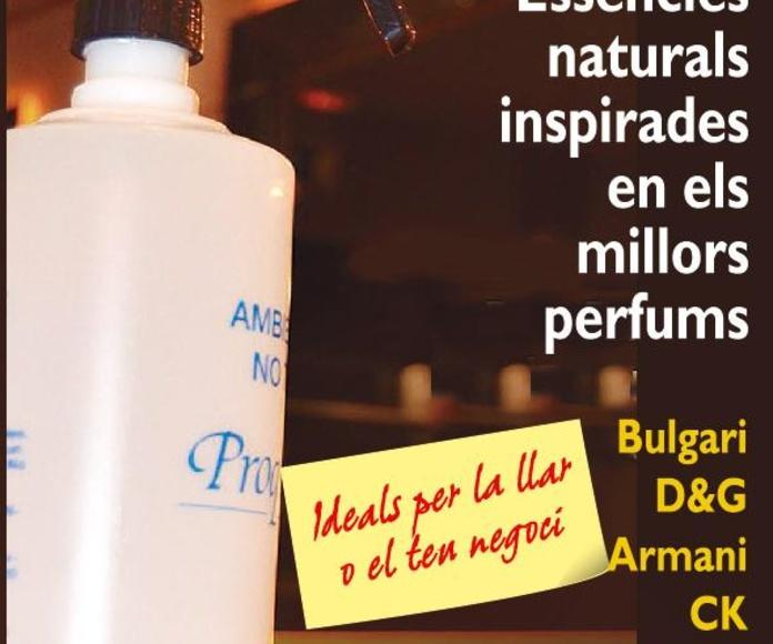 Venta ambientadores inspirados en alta perfumería