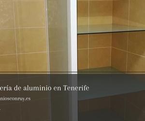 Carpintería de aluminio en Tenerife sur | Aluminios Conruy