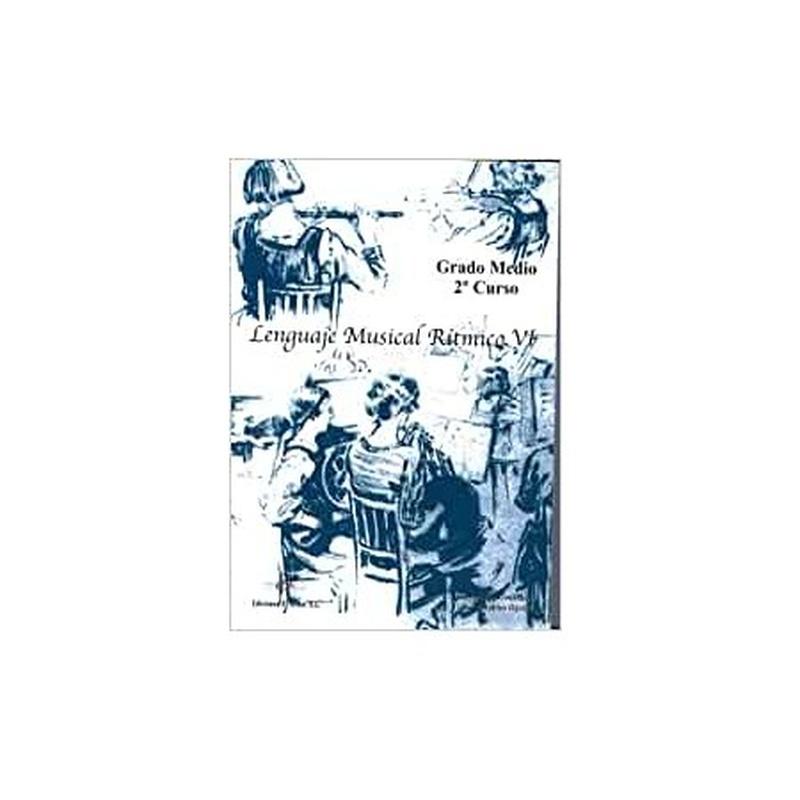 Lenguaje Musical Rítmico 6 Grado Medio 2º Autores Gil / Iglesias / Robles: Productos y servicios de PENTAGRAMA