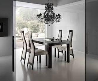 Monrabai Chirivella: Catálogo de muebles de Muebles Los Ángeles