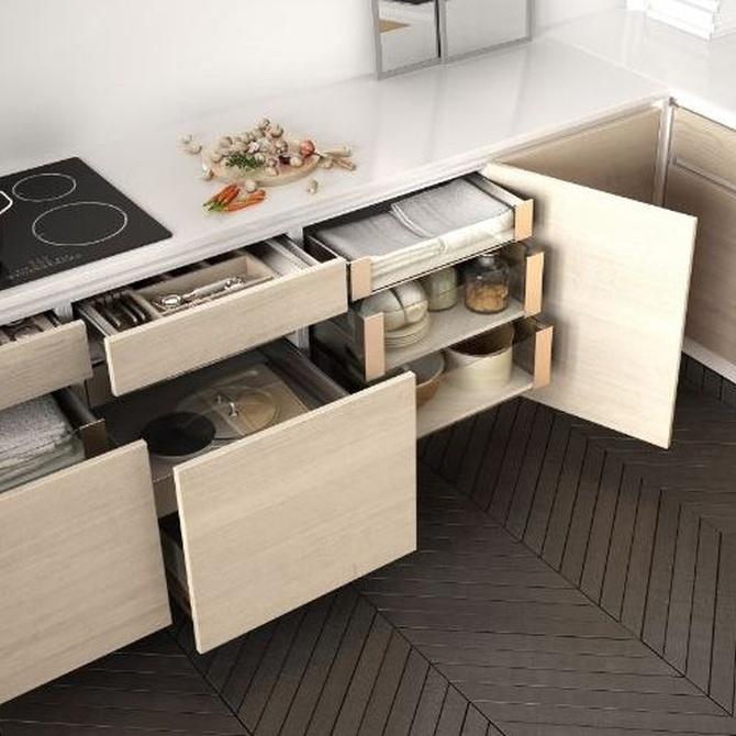 Cómo elegir el armario ideal para la cocina