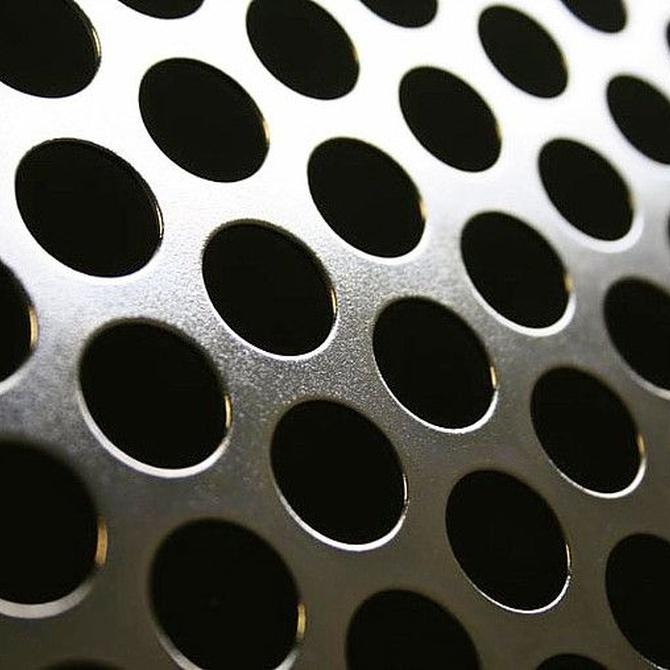 Qué es y para qué sirve la chapa perforada