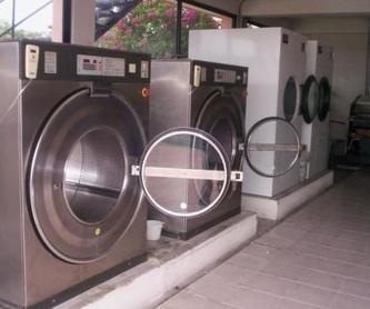 Lavanderías industriales: Servicios de Figueras - Tintoreria-Bugaderia